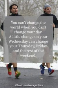Happy Wednesday Quotes Image