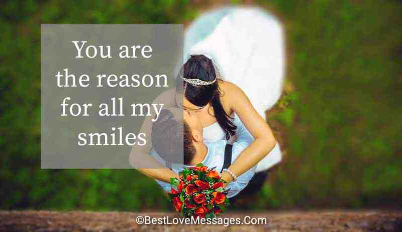 You Make Me So Happy Quotes for Him