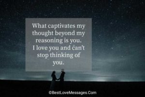 80 Thinking of You Quotes for Her - Best Love Messages