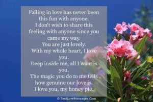 Long Cute Love Messages to Send to your Girlfriend