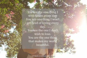 Love Messages for Him to Make Him Smile Image