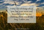 Sweet Romantic Messages for Her