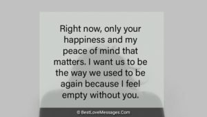 80 I'm Sorry Quotes for Him - Best Love Messages