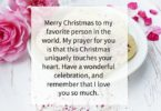 Best Christmas Love Messages for Girlfriend
