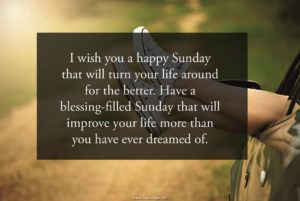 Happy Blessed Sunday Quotes for Everyone