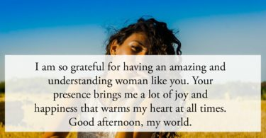 Good Afternoon Messages for Her Image