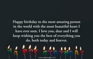 Special Long Birthday Messages for Best Friend