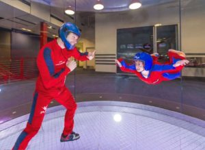 Indoor Skydiving Lesson