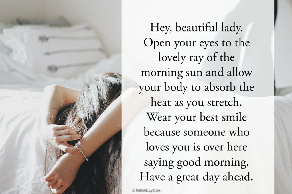Deep Good Morning Messages for Her