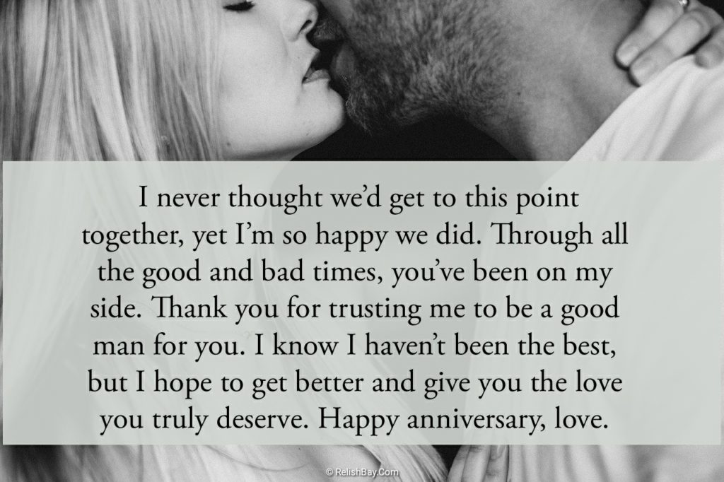 Happy Anniversary Messages for Girlfriend