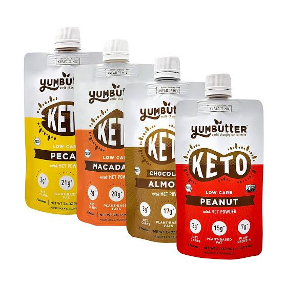 Nut Butter On-The-Go Variety Pack